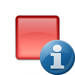 Breakpoint Information Icon 256x256