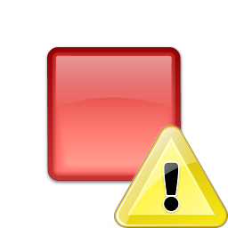 Breakpoint Warning Icon 256x256