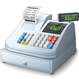 Iconexperience V Collection Cash Register Icon
