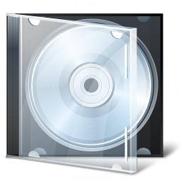 Cd Case Icon 256x256