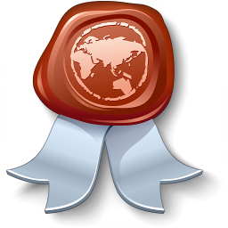 Certificate Icon 256x256