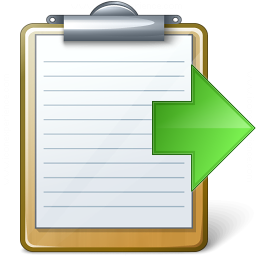Clipboard Next Icon 256x256