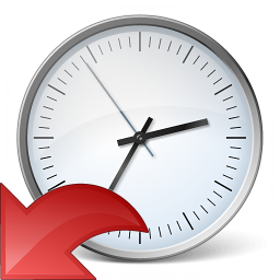 Iconexperience V Collection Clock Reset Icon