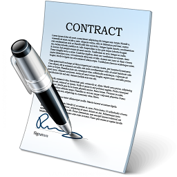 Iconexperience 187 V Collection 187 Contract Icon