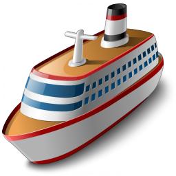 Iconexperience V Collection Cruise Ship Icon