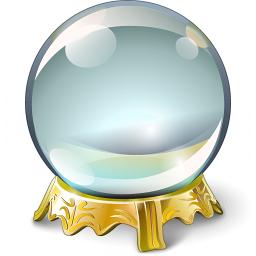 Iconexperience V Collection Crystal Ball Icon