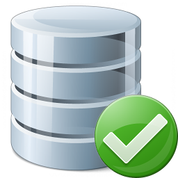 Data Ok Icon 256x256