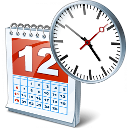 Date Time Icon 256x256
