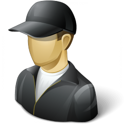 Iconexperience V Collection Delivery Man Icon