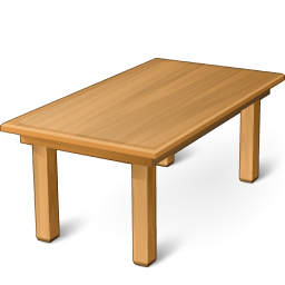 Iconexperience V Collection Dining Table Icon