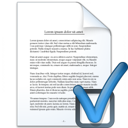 Document Preferences Icon 256x256