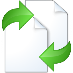 Iconexperience V Collection Documents Exchange Icon