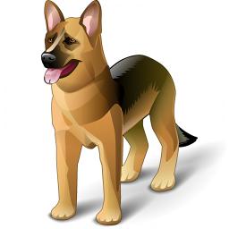 Iconexperience V Collection Dog Icon