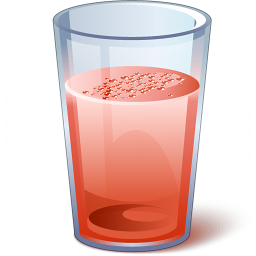 Drink Red Icon 256x256