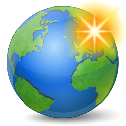 Earth New Icon 256x256
