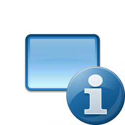 Element Information Icon 256x256