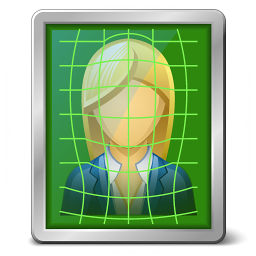 Face Scan Icon 256x256