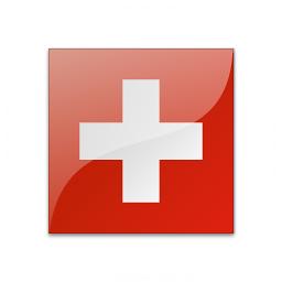 Iconexperience V Collection Flag Switzerland Icon