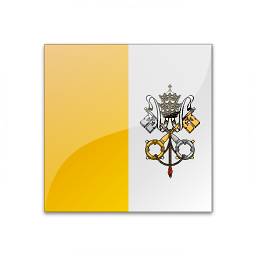Iconexperience V Collection Flag Vatican City Icon