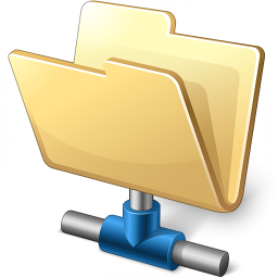 Iconexperience V Collection Folder Network Icon