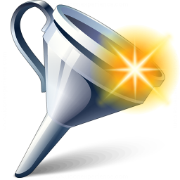 Funnel New Icon 256x256