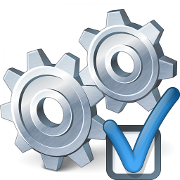 Gears Preferences Icon 256x256