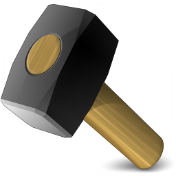 Iconexperience V Collection Hammer 2 Icon