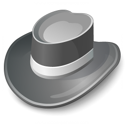 Iconexperience V Collection Hat Grey Icon