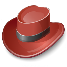 Iconexperience V Collection Hat Red Icon