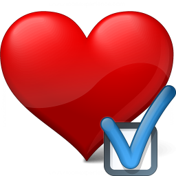 Heart Preferences Icon 256x256