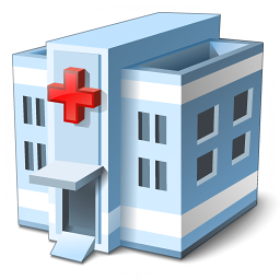 Iconexperience V Collection Hospital Icon