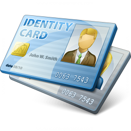 Id Cards Icon 256x256