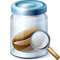 Jar Bean View Icon 256x256