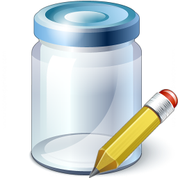 Jar Edit Icon 256x256