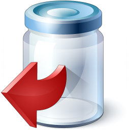 Jar Out Icon 256x256
