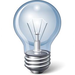 Iconexperience V Collection Lightbulb Icon