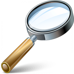 iconexperience v collection magnifying glass icon