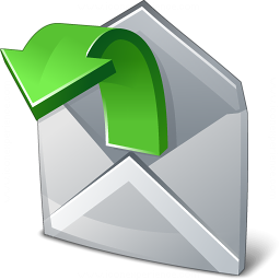 Mail Out Icon 256x256