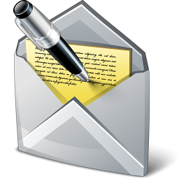 Mail Write Icon 256x256