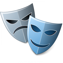 Iconexperience V Collection Masks Icon