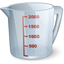 Measuring Cup Icon 256x256