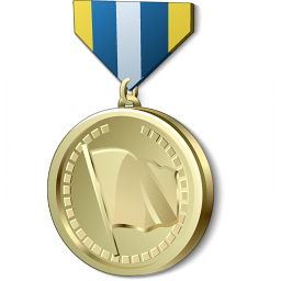 Iconexperience V Collection Medal Icon