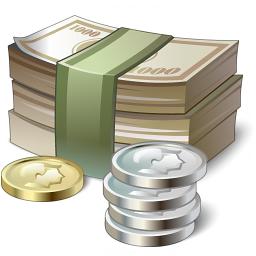 iconexperience v collection money icon