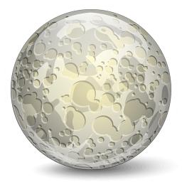 Iconexperience V Collection Moon Icon