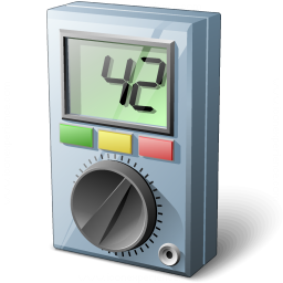Multimeter Icon 256x256