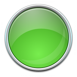 Nav Plain Green Icon 256x256