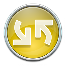 Nav Refresh Yellow Icon 256x256