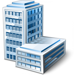 Iconexperience V Collection Office Building Icon