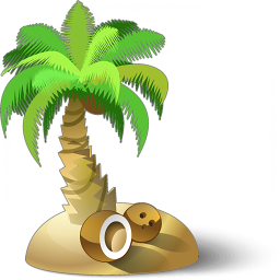 Palm Tree Icon 256x256