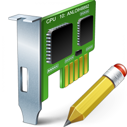 Pci Card Edit Icon 256x256